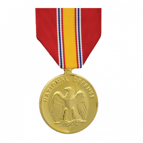 National Defense Service Medal
