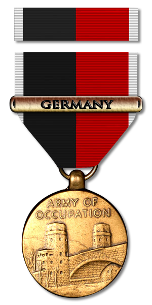 Army of Occupation Medal Germany