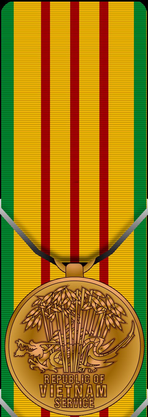 Vietnamese Staff Service Award