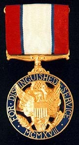 Distinguished Service Medal Army