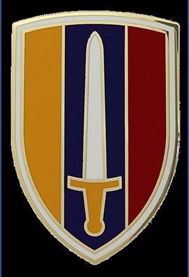 Combat Service Identification Badge