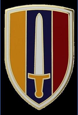 Combat Service Identification Badge