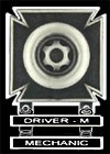 Driver and Mechanic Badge