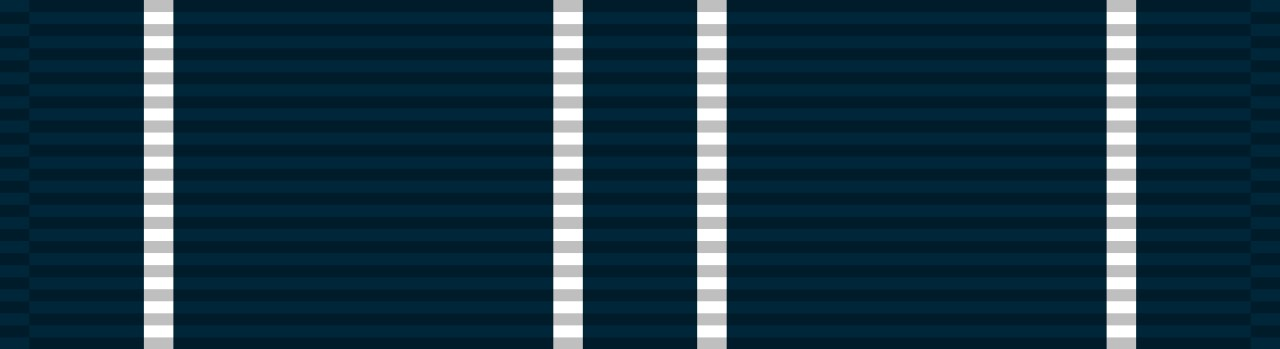 Marksman Rifle Ribbon Coast Guard