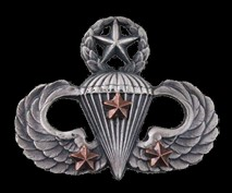 Parachutist Badge Master