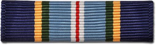 US Coast Guard Special Operations Service Ribbon