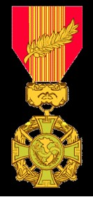Republic of Vietnam Meritorious Unit Citation (Gallantry Cross Medal Color with Palm)