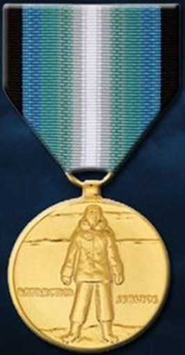 Antartic Service Medal